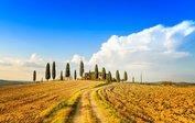 Urlaub in der Region Siena