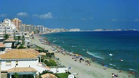 Urlaub an der Costa Calida